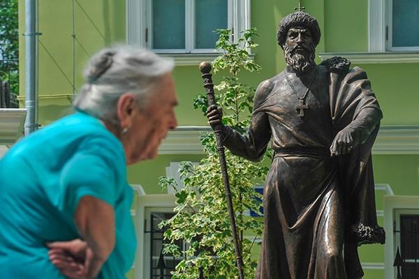 Вкомиссии при Мосгордуме назвали незаконной установку монумента Ивану Грозному