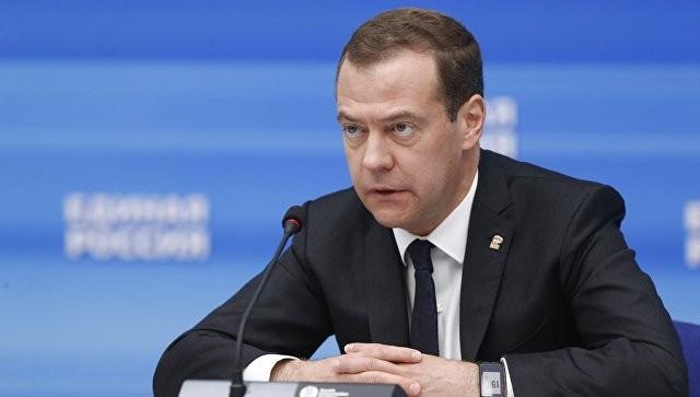 Д. Медведев отправится впредвыборное турне порегионам