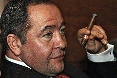 Экс-министр печати России Михаил Лесин не умер - его убили