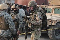 США строят военную базу в Ираке