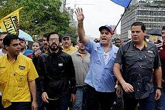 МИД РФ: Венесуэла должна начать переговоры с оппозиционерами