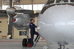 Российские военно-транспортные самолеты переданы Киргизии