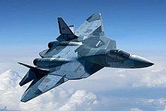 Истребитель пятого поколения ВКС России теперь называется Су-57