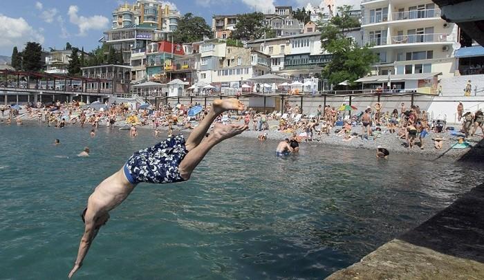 В Крыму заявили о провале плана Украины устроить 'туристическую блокаду' полуострова
