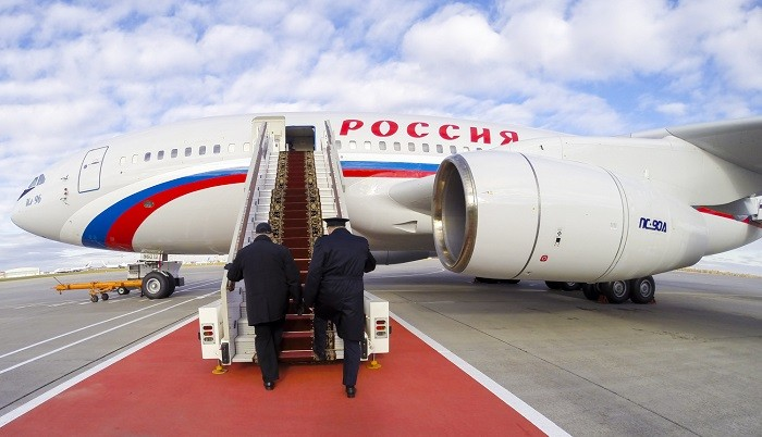 Суд в столицеРФ арестовал до13сентября замгендиректора летного отряда «Россия»