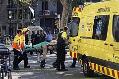 Граждане России оказались в эпицентре теракта в Барселоне