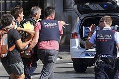 Президент России соболезновал королю Испании в связи с терактом в Барселоне