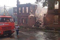 Пострадавшим от пожара в Ростове-на-Дону окажут помощь