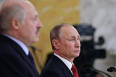 Россия предоставит кредит Белоруссии