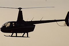 Вертолет потерпел крушение в Краснодарском крае