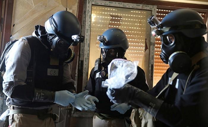 Последние два химических объекта вСирии уничтожены