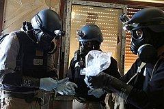 Два последних химических объекта в Сирии уничтожены