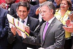 Колумбийский президент заключил соглашение с радикалами