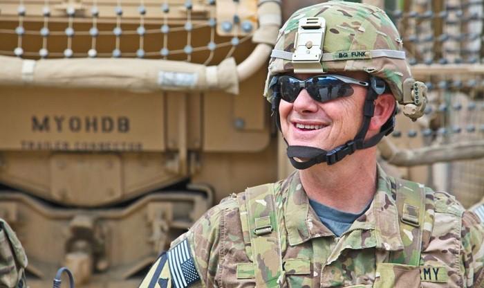 Генерал Пол Фанк назначен командующим войсками коалиции США поборьбе сИГ