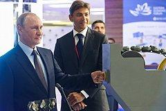 Путин запустил МЭС в Приамурье