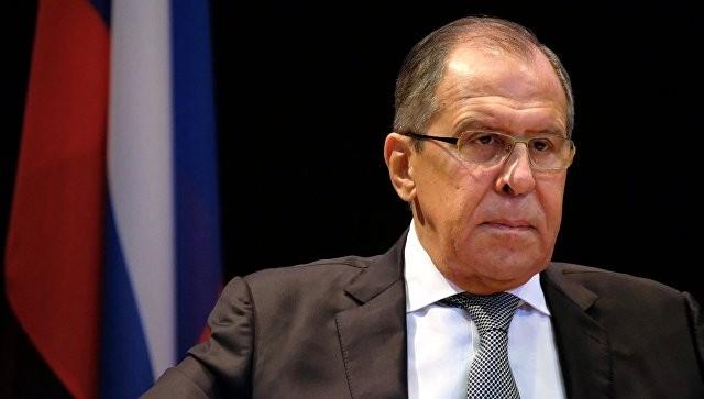 Министр иностранных дел РФ Сергей Лавров. Фото: ria.ru