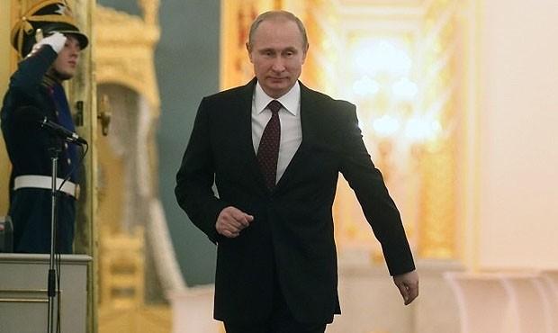Президент России Владимир Путин. Фото: Общая Газета
