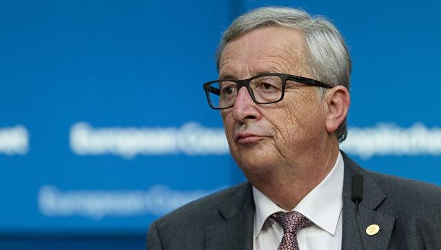 Председатель Еврокомиссии Жан-Клод Юнкер. Фото: ria.ru