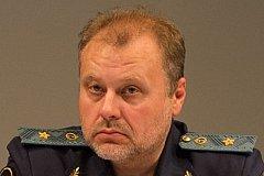 Замглавы ФСИН задержан по подозрению в растрате