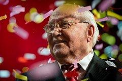 За прекращение атомной гонки вооружений Горбачев награжден «премией Льва»