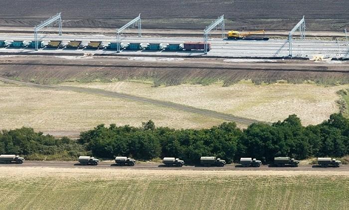 РЖД запустила постоянное грузовое движение вобход государства Украины