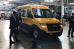 Фотография нового микроавтобуса УАЗ появилась в соцсетях