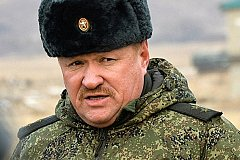 При обстреле сирийского Дейр-эз-Зора погиб российский генерал