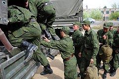 Число призывников в России сократилось за счёт контрактников