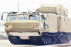 Русский вездеход ДТ-30п «Витязь» – самый проходимый сухопутный транспорт на планете. ВИДЕО