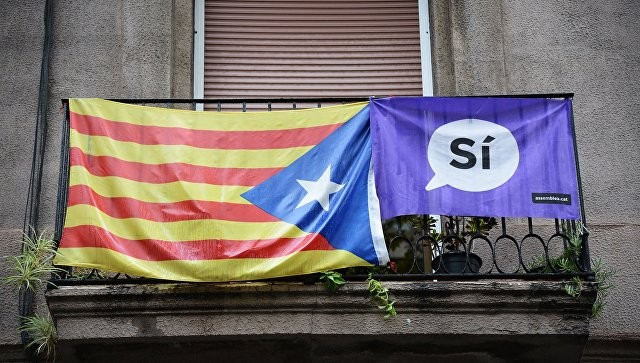 Монарх Испании назвал преступными действия властей Каталонии