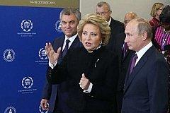 Чтобы сделать фото с Путиным делегаты Межпарламентского союза чуть не подрались