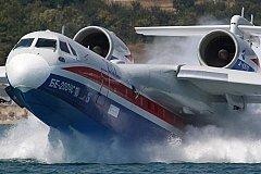 Два миллиарда рублей выделено на самолеты-амфибии для МЧС