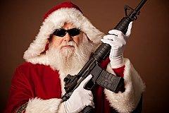 В Техасе Санта-Клаус расстрелял приглашенных на Хеллоуин-вечеринку