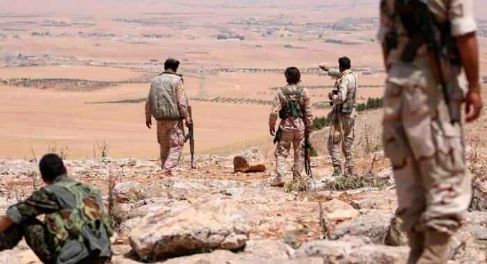 При освобождении Ракки погибли 600 курдских бойцов иодин солдат США