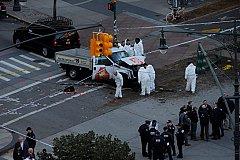 В Нью-Йорке совершена террористическая атака. Есть жертвы.