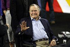 Буш-старший снова в центре скандала