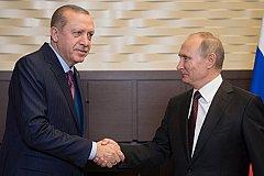 Москва и Анкара возобновили отношения