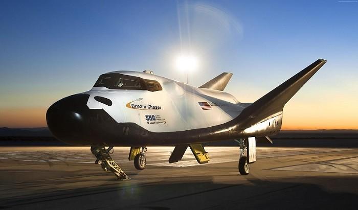 Космический грузовой корабль Dream Chaser. Фото:  nirapadnews.com