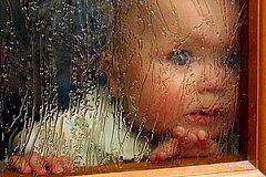 Удивило, что в детдоме все младенцы в кроватках молчат