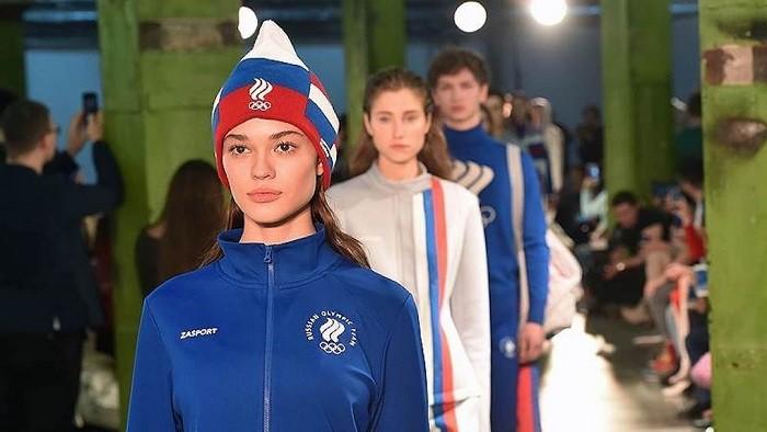 В российской столице прошла презентация экипировки олимпийской сборной,
