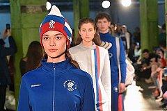 Новая форма российских олимпийцев