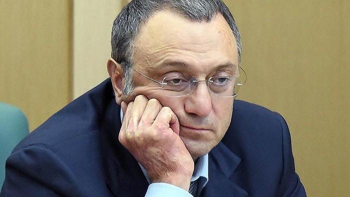 Член Совета федерации Сулейман Керимов. Фото: kommersant.ru