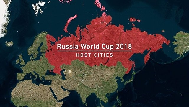 BBC врекламе ЧМ-2018 сделала Крым частью Российской Федерации — Оккупация? Неслышали