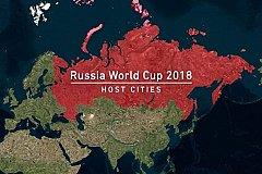 «BBC Sport» изобразил Крым частью России