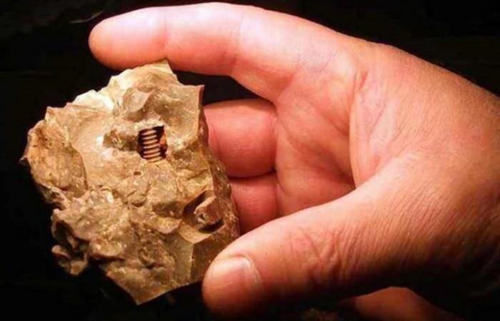 Загадочные археологические находки фото 8