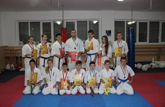 Победители и призеры открытого первенства в «родных пенатах»