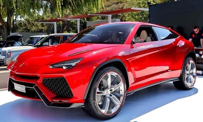 Lamborghini Urus. Фото: autotribute.com