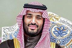 Человеком года по версии Time стал аравийский принц