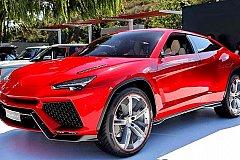 Lamborghini Urus еще не вышли на рынок, а в России их все уже раскупили