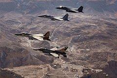 Ракетная атака Израиля отражена в Сирии